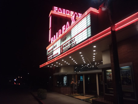 Al Cinema in California del Nord
