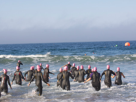 The Thrill of Triathlons After 50