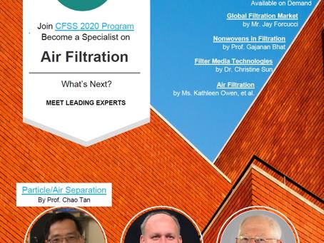 Particle/Air Separation, June 16