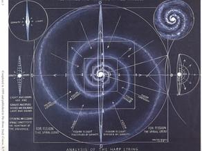 Visualizando a ciência da luz de vórtice de Walter Russell em 3D - O trabalho de Hannah Van Houcke