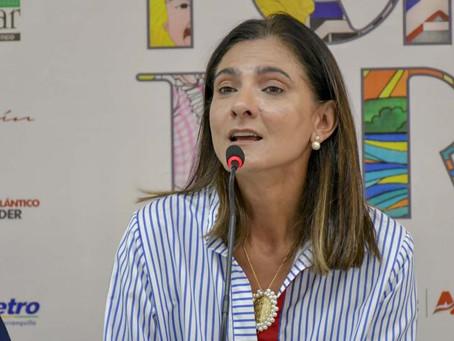 Puente Pumarejo se terminará el próximo año: ministra de Transporte