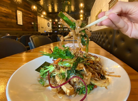 Discover Vegan Pad Thai and Other Vegan-friendly Thai Dishes!