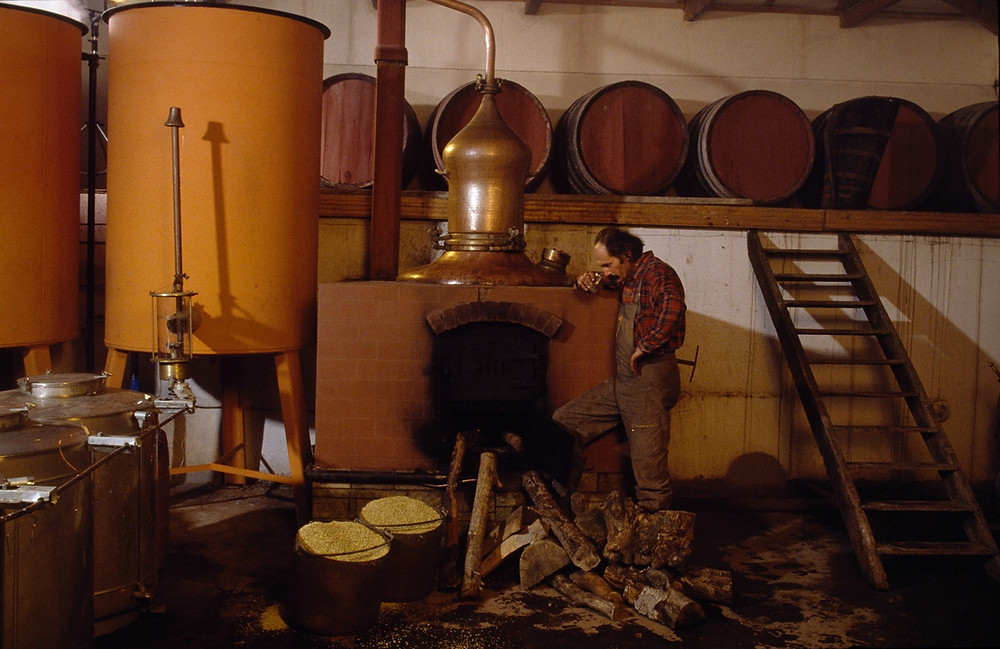 Anestis Babatzimopoulos, Babatzim Distillery
