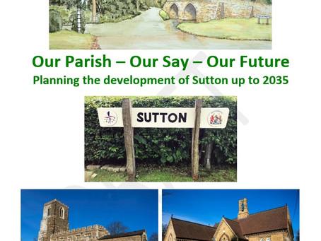 First Draft of Neighbourhood Plan Complete