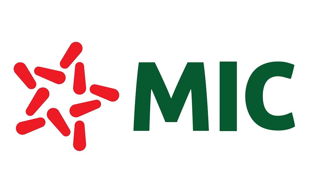 Logo MIC Bảo Hiểm Quân Đội mới