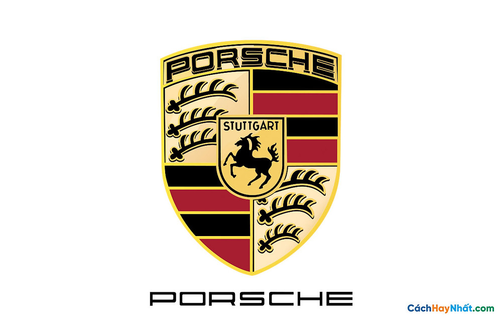 Logo Porsche JPG