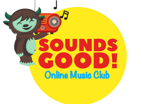 Ireland's First Online Music Club for Kids