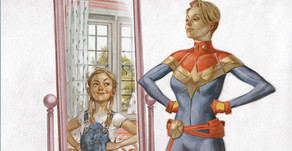 Marvel made a HUGE change to Captain Marvel's Origin