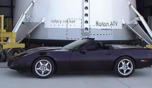 Roton Rocket