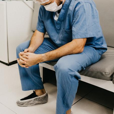 Pautas de autocuidado para sanitarios en tiempos de coronavirus.