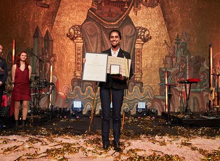 Winner - Children's Climate Prize 2019