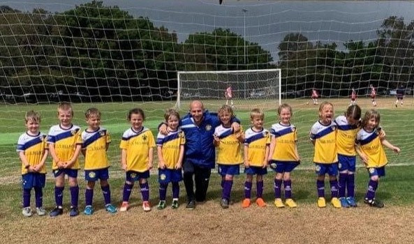 BTH Raiders U6 #PlayinPurple 2020