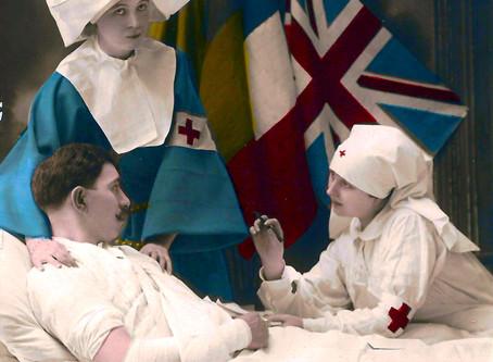 Gustave et André, deux personnages rescapés de la Grande Guerre