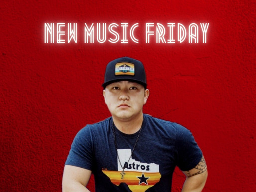 New Music Friday (𝟘𝟡/𝟚𝟝/𝟚𝟘)