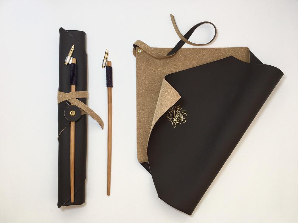 oblique pen holder, držalo za copperplate