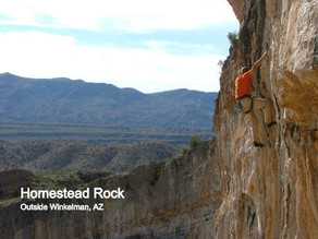 Top 3 Places to Rock Climb in Gila County