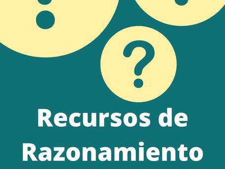 Recursos de Razonamiento y Lógica en Español