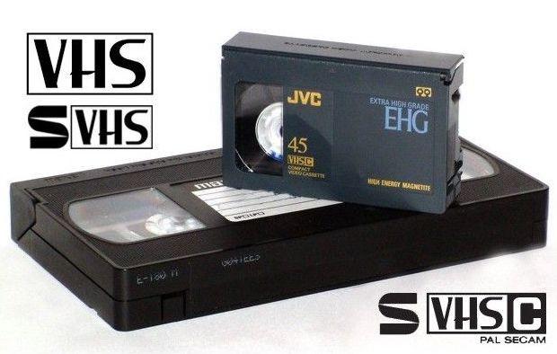 VHS CHS-C