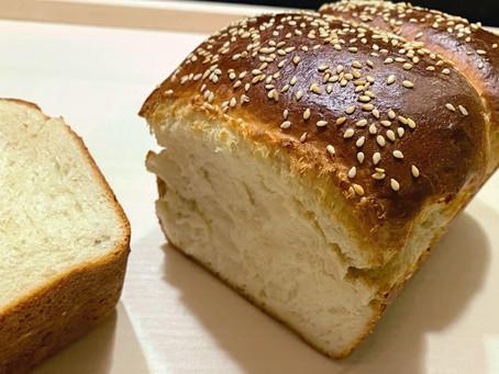 Taiwanese Milk Bread (Tangzhong method)