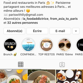 5 questions à Lily de l'Instagram @paris_with_lily