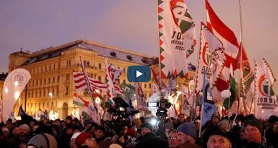 """Hungria à beira da greve geral contra """"Lei da Escravidão"""""""