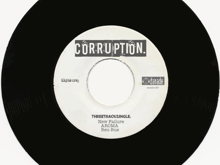 THREETRACKSINGLE by CORRUPTION