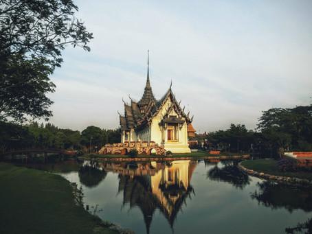"""Особливості тайського культурного простору, або Що таке """"Сабай"""" ?"""