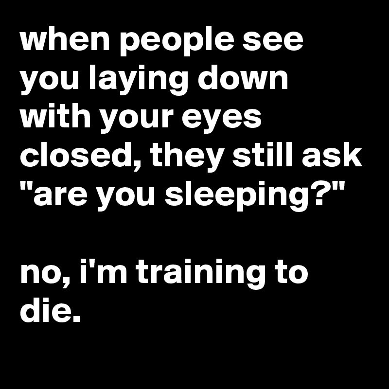 Funny Sleeping Memes