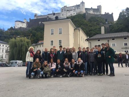 Salzburg, wir kommen!