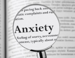 Anxiety - The monster that's hidden within me.
