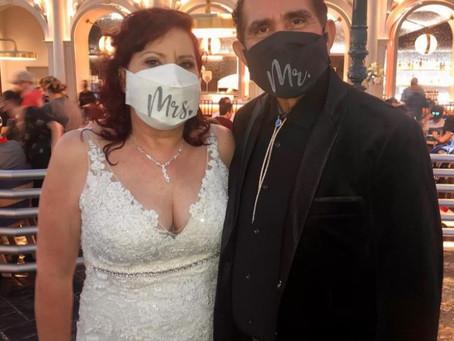 Mr and Mrs Ben and Sarah Torres