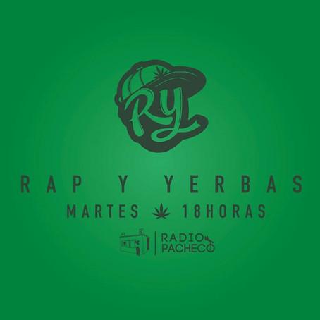 """""""El Programa Mas Largo"""" Rap & Yerbas Prog 37"""
