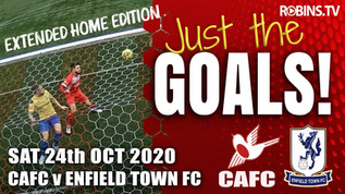 Just the Goals - Enfield Town