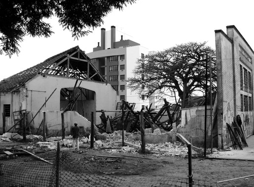 Escola busca reconstruir Pavilhão Canadá