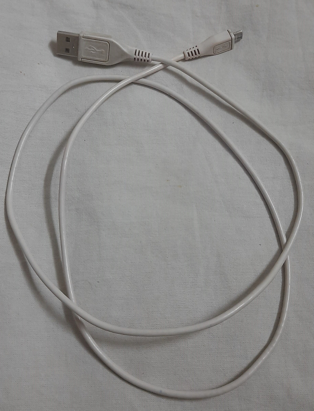 USB cable for power supply
