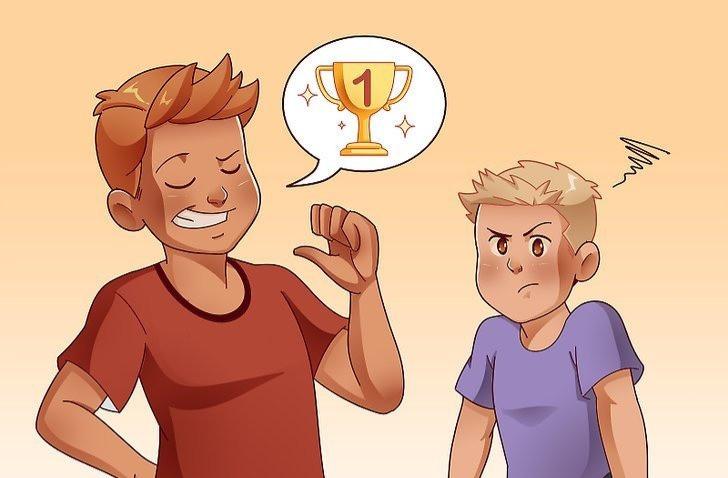 Tâm Tật đố khi thấy người khác có điểm gì đó tốt hơn, hưởng lợi hơn mình (ảnh minh họa)