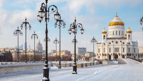What Working in Moscow Taught Me About the Power of Persistence.