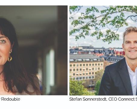 Vi är stolta kompetenspartners till Connect Sverige