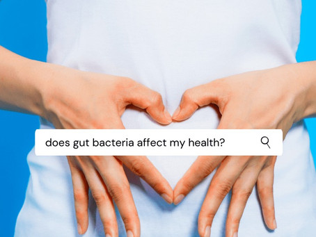 How Your Gut Affects Your Health
