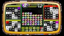 Pachinko, uma das máquinas eletrônicas do Casino Amambay