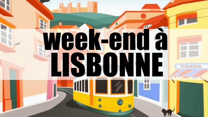LISBONNE 3 JOURS