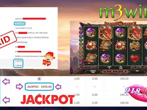 Dragon Maiden slot game tips to win RM3400 in 918kiss