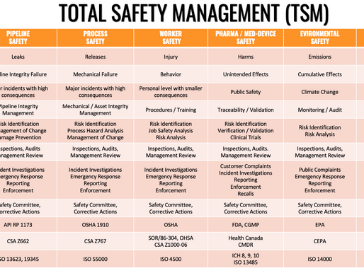 Total Safety Management