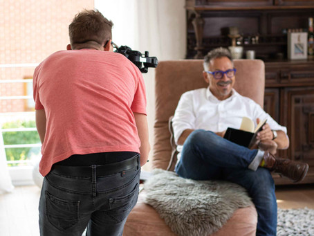 3. Meeting: Fotoshooting und Content-Produktion, Landtagsabgeordneter Michael Ludwig (CDU)