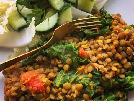 Spicy Lentil Dahl Recipe