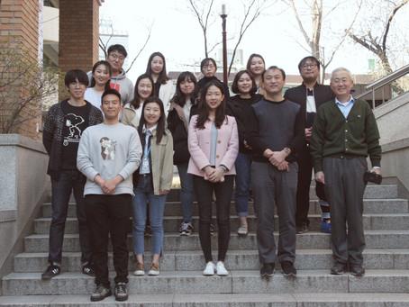 HBF 봄맞이 단체사진
