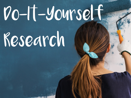Do it Yourself Primary Research for Marketers
