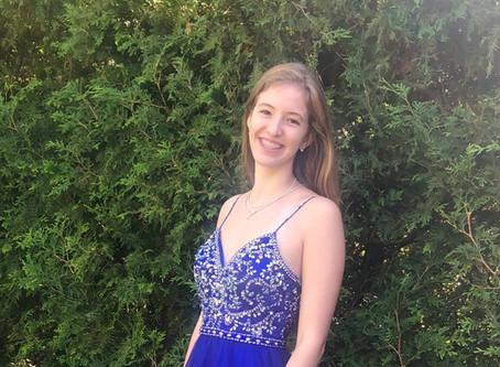Prom Dress Winner!