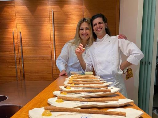 Momentos únicos para Regalar, Celebrar o Compartir con tu pareja o amigos. Chef en Casa
