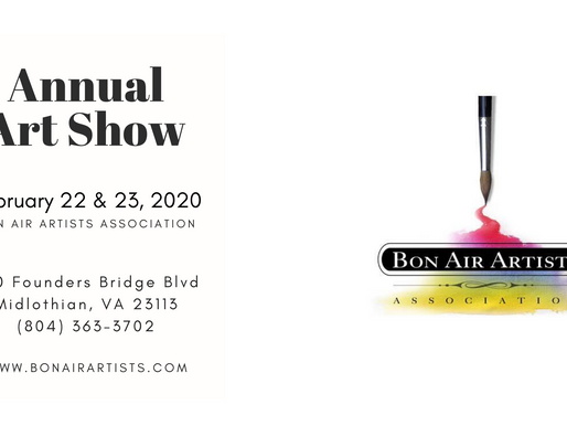 Members Charity Art Show and Sale, 2020